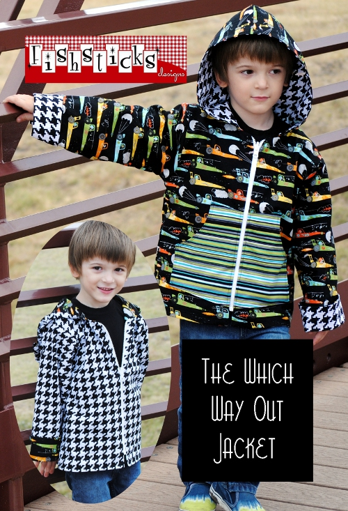 The Which Way Out Jacket