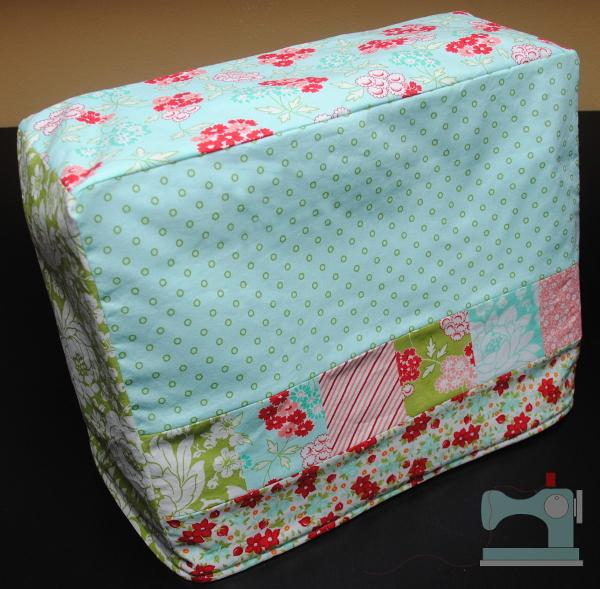 The Sewing Machine Hideaway ~ Free Pattern & Tutorial